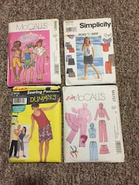 4 Teen Sewing Patterns Barrie, L4N 7N1