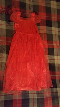 Disneys's Elena of Avalor Dress Girls size Small, NEW