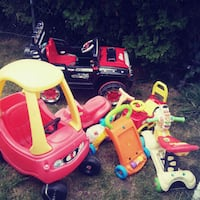 toddler's assorted plastic toys Repentigny, J5Y 2C6