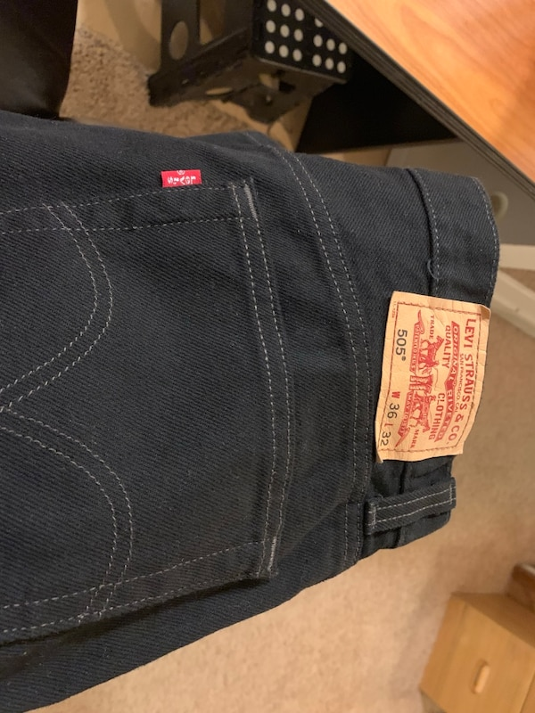 Levi Strauss men jeans,regular fit,size 36/32 b2da9664-329c-4684-94fb-1360e5763b3d