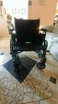 black and gray wheelchair screenshot Chaparral, 88081