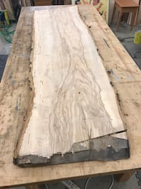 Live Edge Elm Slab    Woodbine, 21797