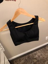 black and yellow scoop neck long sleeve shirt Vancouver, V6B