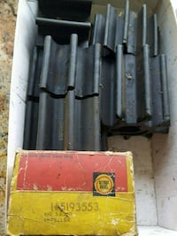 2 inch and 1 1/2 pump impellers jabsco Point Pleasant, 08742
