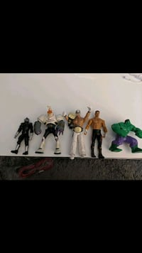 Assortment of 90s toys Belle Chasse, 70037