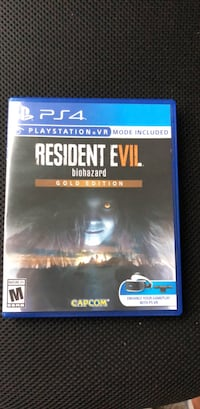 Resident Evil Gold Edition Ps4 Tampa, 33611