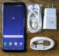 Galaxy S8 UNLOCKED 64GB (Like-New)  Arlington