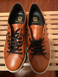 pair of brown leather shoes Woodbridge, 22193