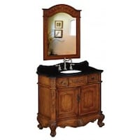 Belle Foret Single Basin Vanity 963 mi