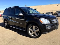 2009 Mercedes-Benz GL450 4Matic AWD - Power 3rd Row, Nav, Sunroof, Backup Camera, Parking Sensors Edmonton