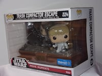 Brand New Star Wars Trash Compactor Escape #224 Beaumont