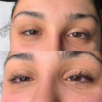 lash lift and tint Mississauga