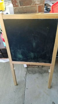 Chalkboard and dry eraser board Moore