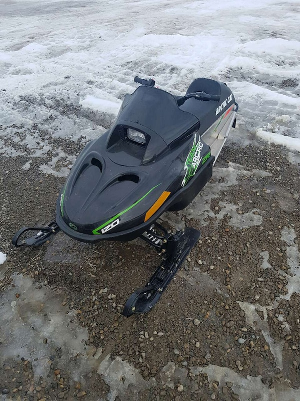 2015 Arctic Cat 120 Kids Snowmobile