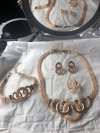 Complete Jewelry Set!!!! null