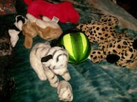7 of all kind stuff toys  1.25 each or all Hagerstown, 21740