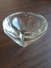Crystal Glass Ashtray  San Leandro, 94579