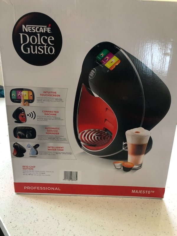 Used Nescacafe Dolce Gusto Coffee Maker
