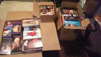 Lot of VHS movies- need to go by this Thursday plz London, N5W 4V7