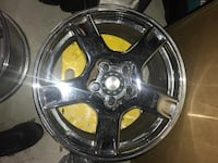 Set of Chrome Corvette wheels for sale! Baltimore, 21224