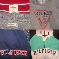 I have a ton of namebrand girl clothes sizes 6-10