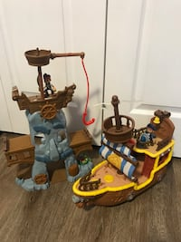 Jake and the Neverland toys