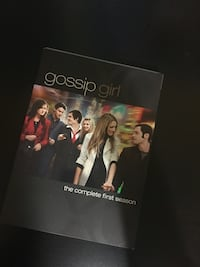 gossip girl the complete first season dvd Vaughan, L6A 1Y8