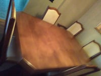 Dinning table and 6chairs  Brampton, L6V 1V8