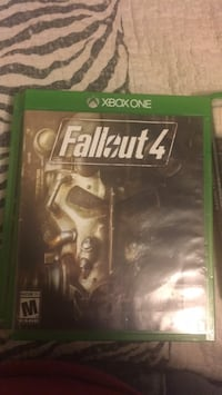 Xbox One Fallout 4 game case Hobbs, 88240