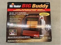 Brand new Portable Buddy Heater 溫哥華, V5R 4S9