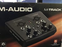 M-Audio USB Interface for PC. (NEVER OPENED) Dothan, 36303