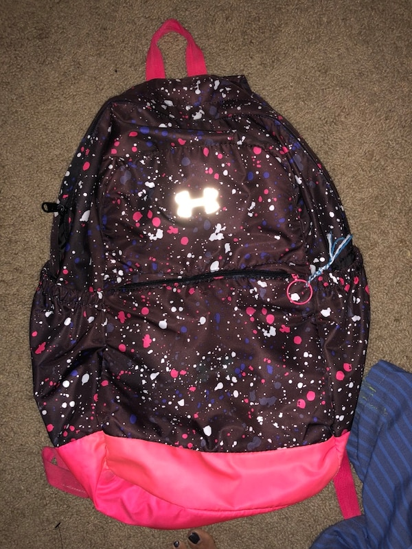db58da090a49 Used Under Armour girls backpack for sale in San Leandro - letgo