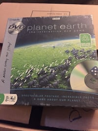 Planet Earth DVD game New Reston, 20191