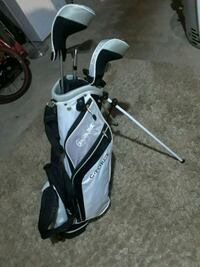black and white golf bag Hamilton, L9C 4B2