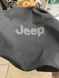 Jeep tire cover Aldie, 20105