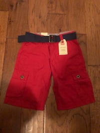 Kids Levi Shorts. Size 8. Brand new with tags!! Harker Heights, 76548