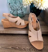 Brand New Woman's size 9.5 sandals St. Thomas, N5R 0E7