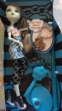 Monster High Frankie  Woodbridge, 22191