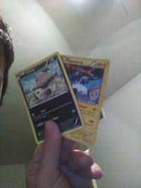 black and yellow Pokemon trading card Tulsa, 74133