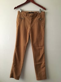 brown zip-up pants Pompano Beach, 33064