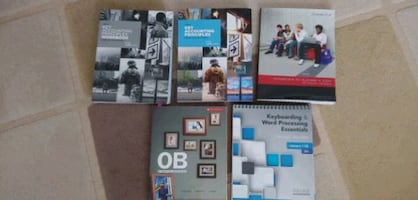 Fanshawe administration books