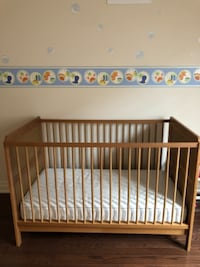 SEALY CRIB/TODDLER MATTRESS TORONTO