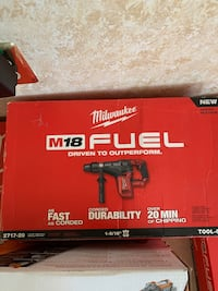 Milwaukee Tool M18 FUEL  [TL_HIDDEN]  in. SDS-Max Chesapeake, 23320