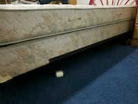 Twin mattress and boxsprings Allegan, 49010