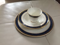 Fine Bone China Set - Complete ROCKVILLE