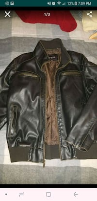 Guess mens jacket/vintage jacket/ bomber jacket/  Los Angeles, 91601