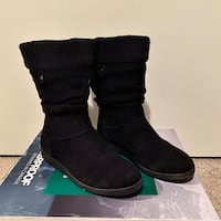 Women's Cougar Winter Boots - size 7 - like new Calgary, T2T 3V3