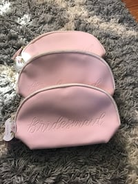 Bridesmaid makeup bags Burlington, 01803