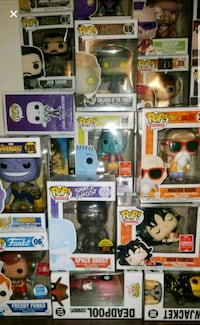 FUNKO POPS EXCLUSIVE VAULTED  Falls Church, 22041