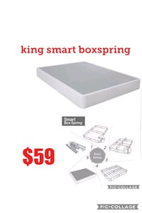 King smart boxspring  Las Vegas, 89135